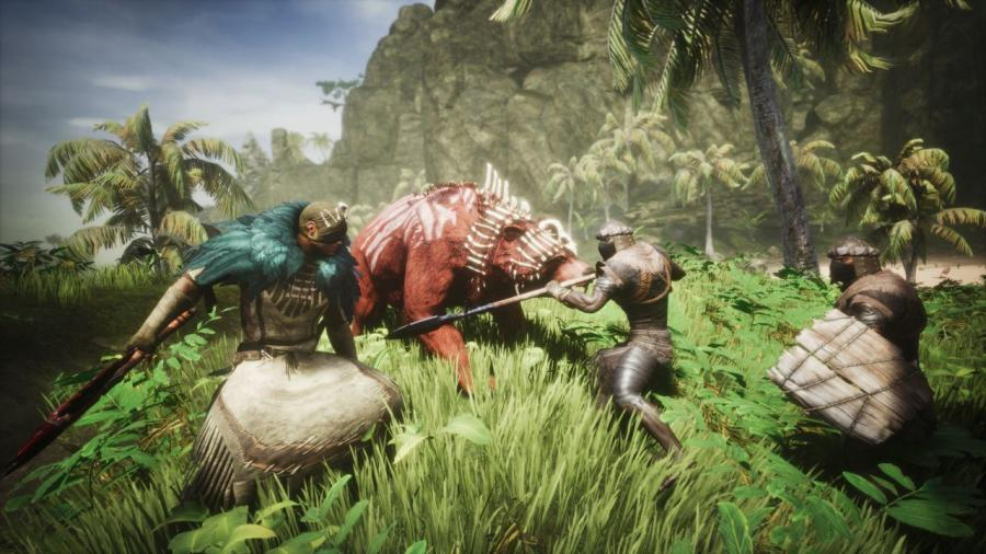 Conan Exiles - The Savage Frontier Pack (DLC) Screenshot 6