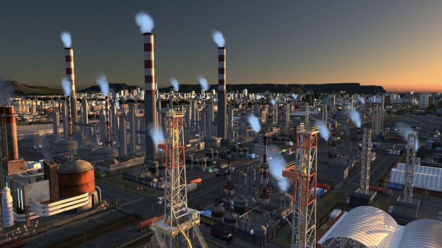 Cities Skylines - Industries (DLC) Screenshot 2