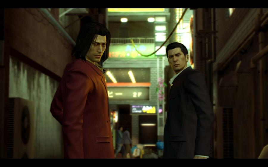 Yakuza 0 Screenshot 9
