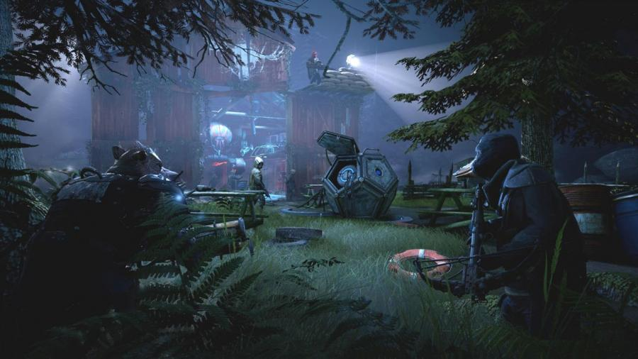 Mutant Year Zero - Road to Eden Screenshot 1