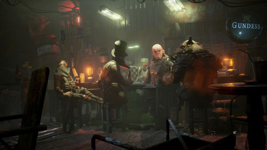 Mutant Year Zero - Road to Eden Screenshot 5