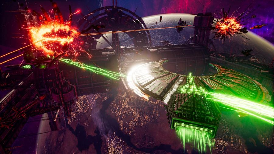 Battlefleet Gothic Armada 2 Screenshot 7