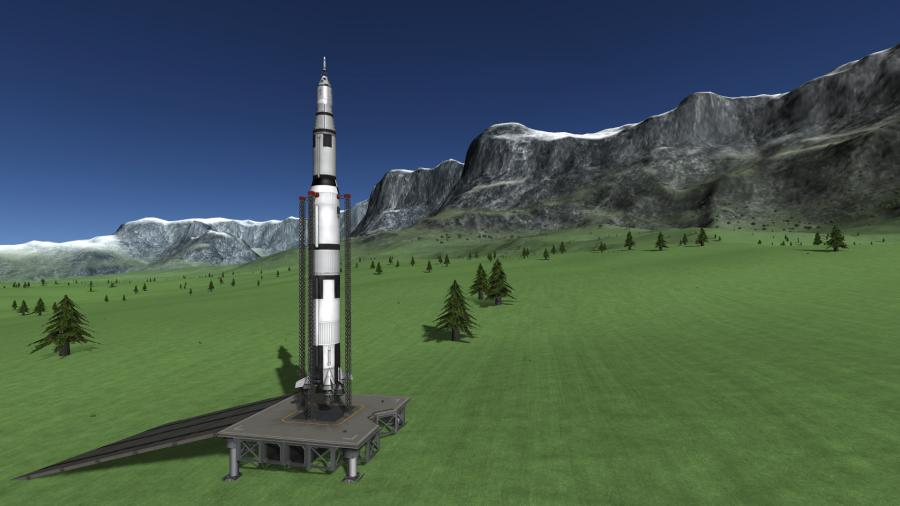 Kerbal Space Program - Making History (DLC) Screenshot 9