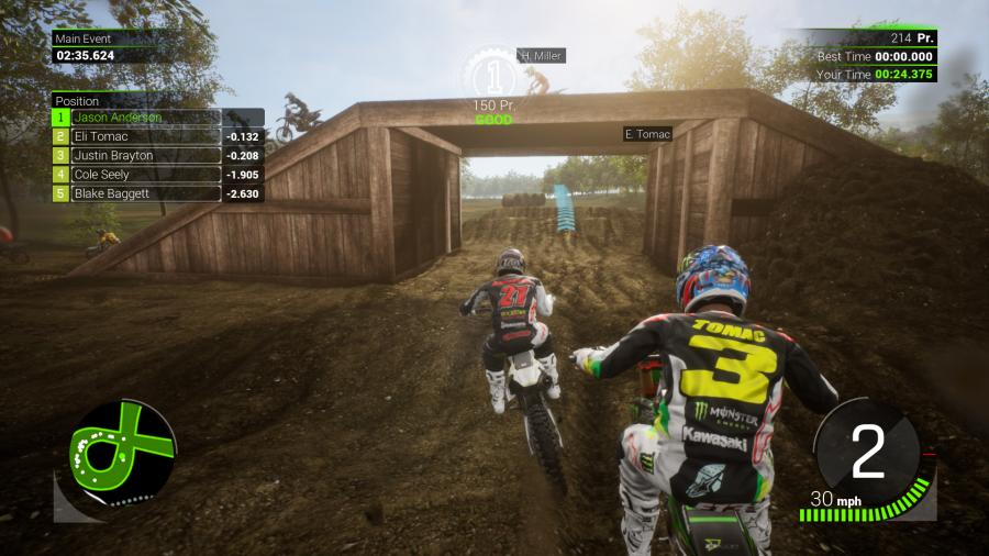 Monster Energy Supercross - The Official Videogame 2 Screenshot 8