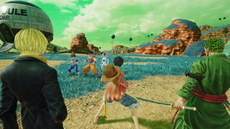 Jump Force - Deluxe Edition Screenshot 3