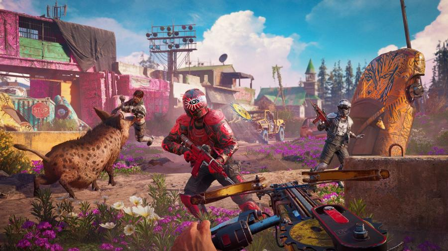 Far Cry New Dawn - Xbox One Download Code Screenshot 2