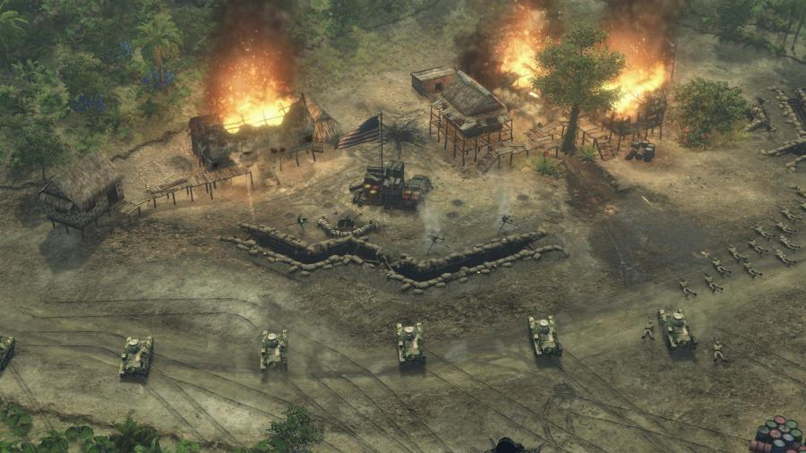 Sudden Strike 4 - The Pacific War (DLC) Screenshot 5