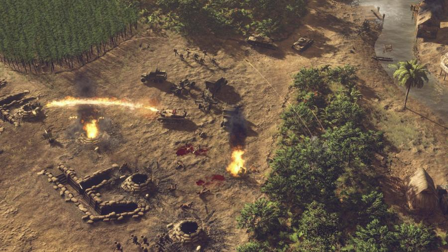 Sudden Strike 4 - The Pacific War (DLC) Screenshot 4