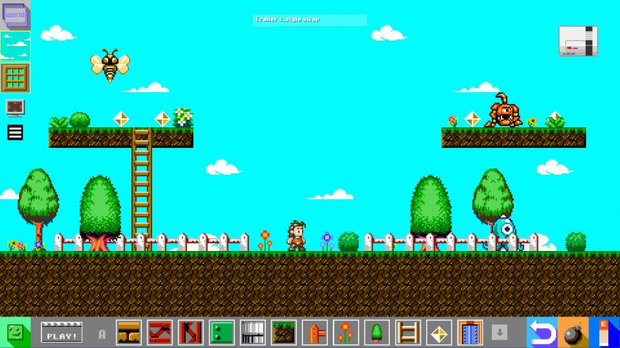 PlataGO! Super Platform Game Maker Screenshot 2