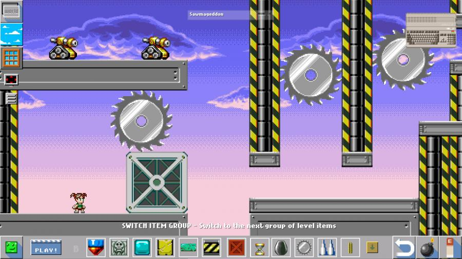 PlataGO! Super Platform Game Maker Screenshot 3