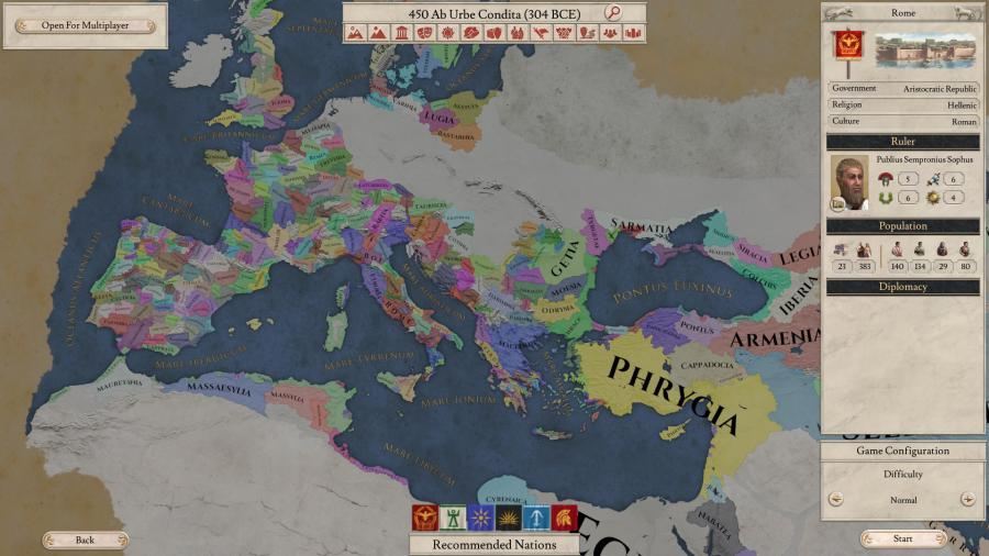 Imperator Rome - Deluxe Edition Screenshot 3