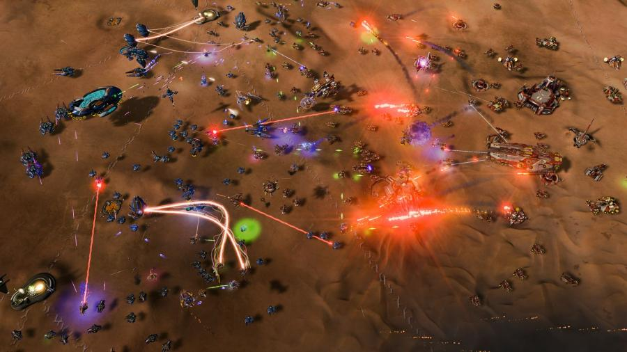 Ashes of the Singularity - Escalation Screenshot 2