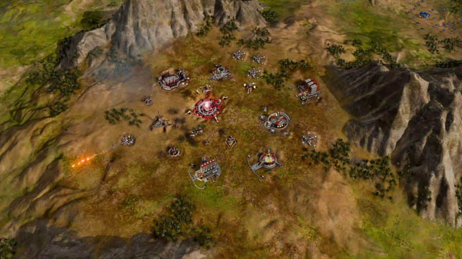 Ashes of the Singularity - Escalation Screenshot 6