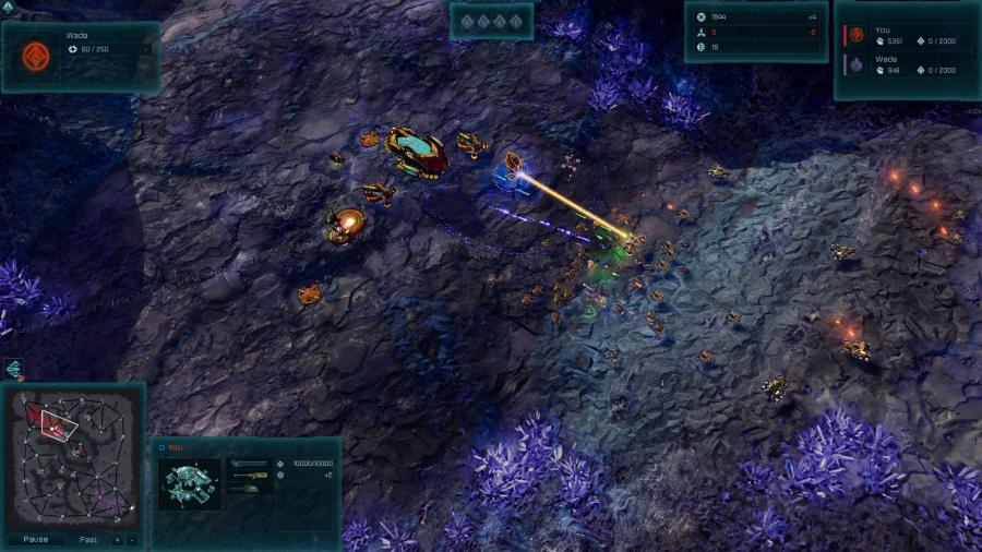Ashes of the Singularity - Escalation Screenshot 4