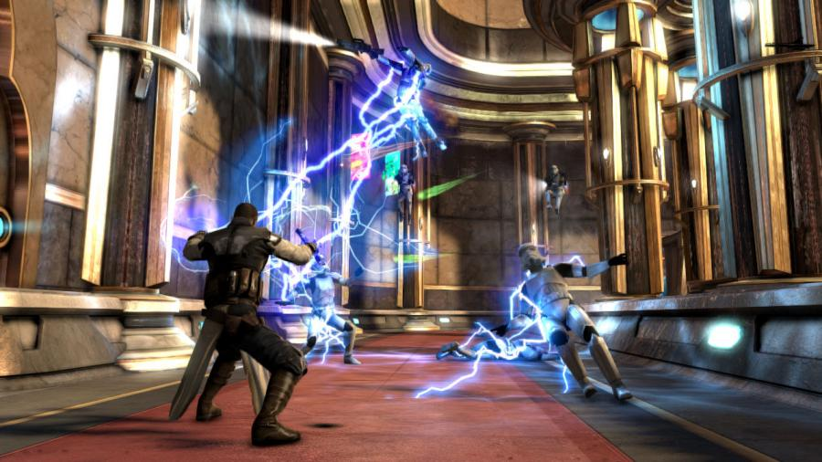 Star Wars - The Force Unleashed 2 Screenshot 4