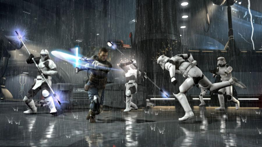 Star Wars - The Force Unleashed 2 Screenshot 2