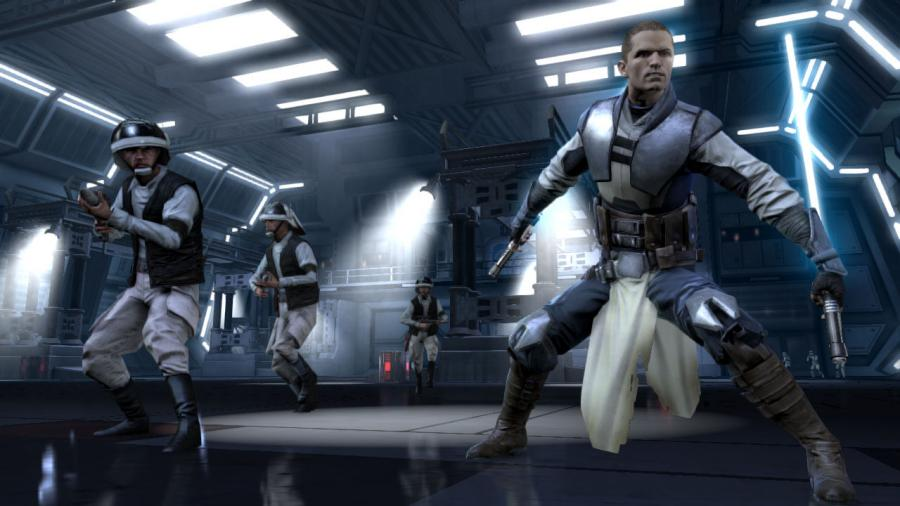 Star Wars - The Force Unleashed 2 Screenshot 3