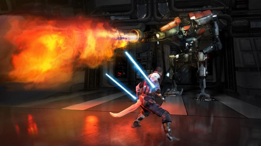 Star Wars - The Force Unleashed 2 Screenshot 8