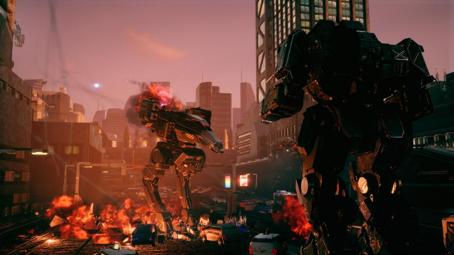 Battletech - Urban Warfare (DLC) Screenshot 5