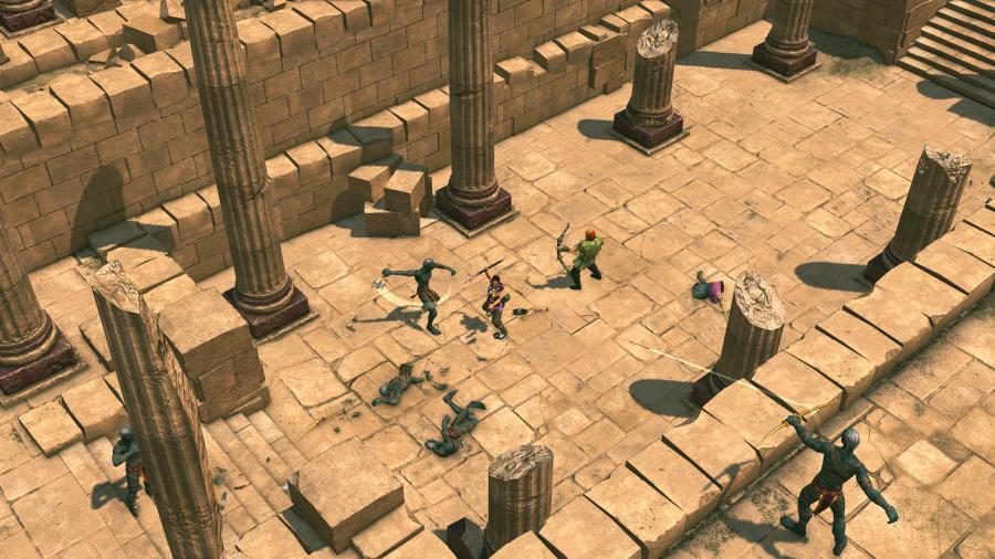 Titan Quest - Atlantis (DLC) Screenshot 6