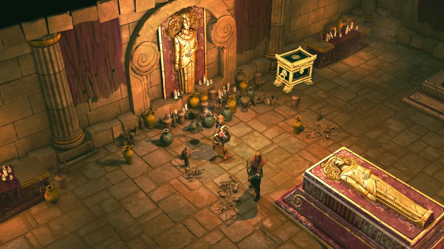 Titan Quest - Atlantis (DLC) Screenshot 4