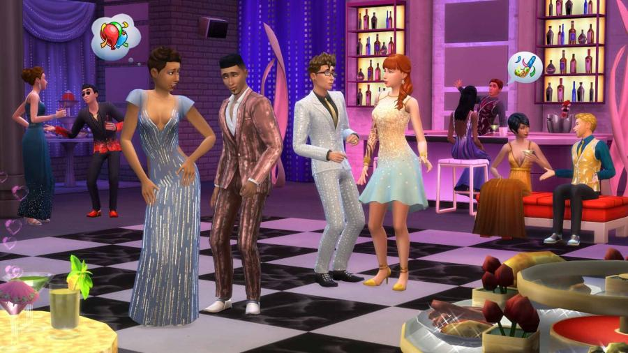 The Sims 4 - Luxury Party Stuff (DLC) Screenshot 2