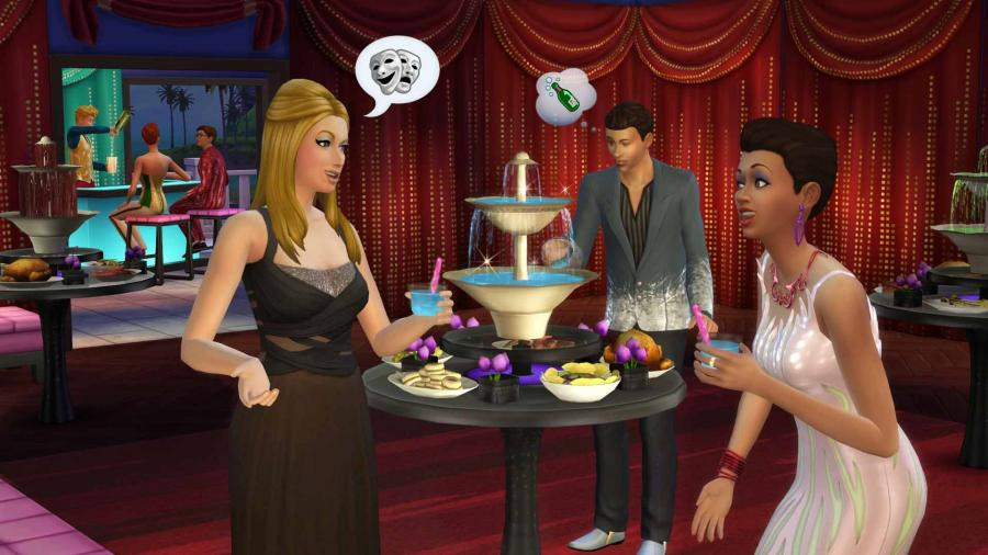 The Sims 4 - Luxury Party Stuff (DLC) Screenshot 4