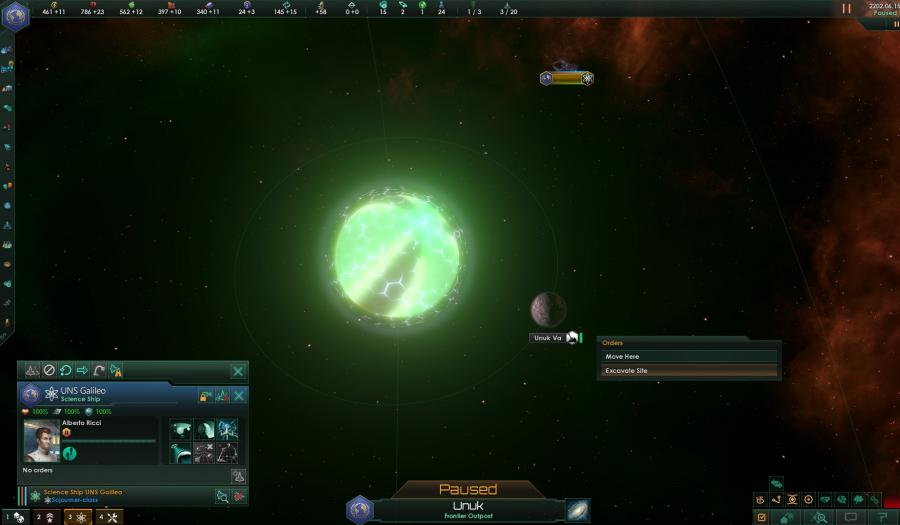 Stellaris - Ancient Relics Story Pack (DLC) Screenshot 4