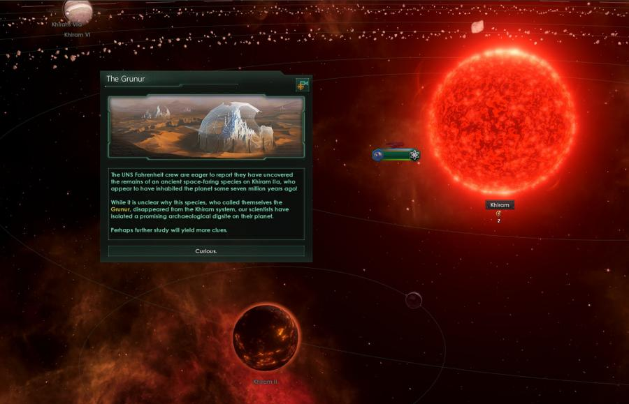 Stellaris - Ancient Relics Story Pack (DLC) Screenshot 5