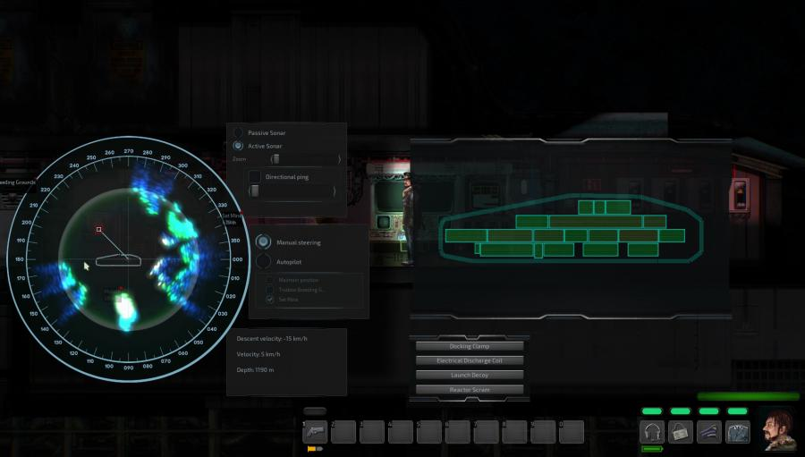 Barotrauma - Steam Key Screenshot 4
