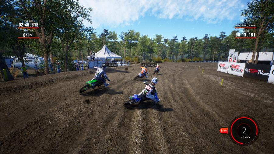 MXGP 2019 - The Official Motocross Videogame Screenshot 8