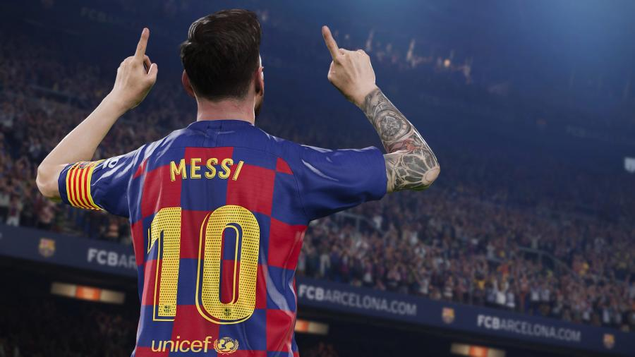 eFootball PES 2020 Screenshot 2