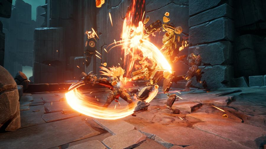 Darksiders 3 - Keepers of the Void (DLC) Screenshot 2