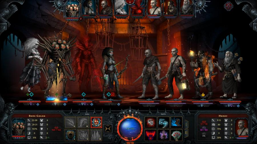 Iratus - Lord of the Dead Screenshot 4