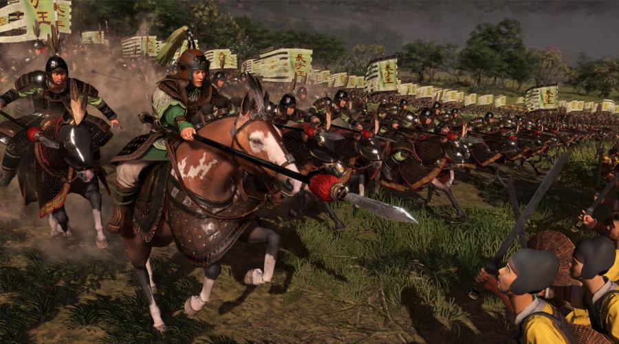 Total War Three Kingdoms - Eight Princes (DLC) Screenshot 2