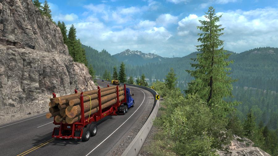 American Truck Simulator - Washington (DLC) Screenshot 8