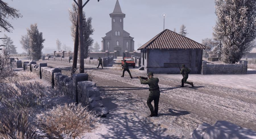 Men of War Assault Squad 2 - Cold War Screenshot 8
