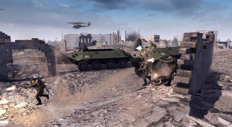 Men of War Assault Squad 2 - Cold War Screenshot 2