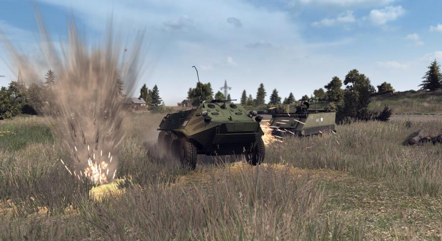 Men of War Assault Squad 2 - Cold War Screenshot 9
