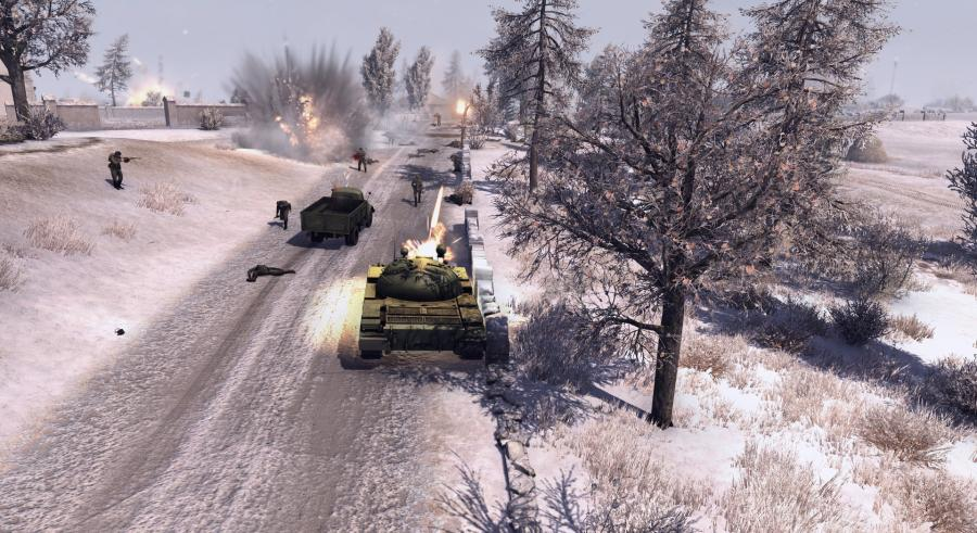 Men of War Assault Squad 2 - Cold War Screenshot 4