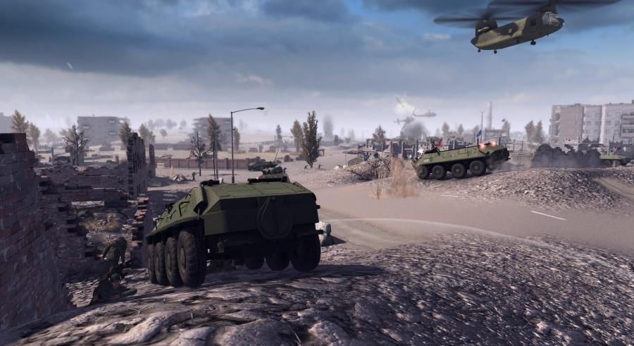 Men of War Assault Squad 2 - Cold War Screenshot 7