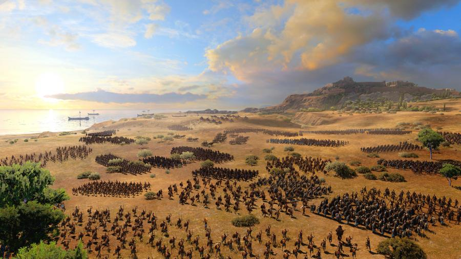 Total War Saga - Troy Screenshot 5