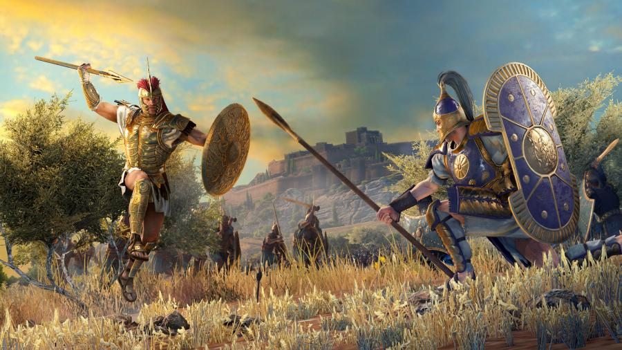 Total War Saga - Troy Screenshot 2