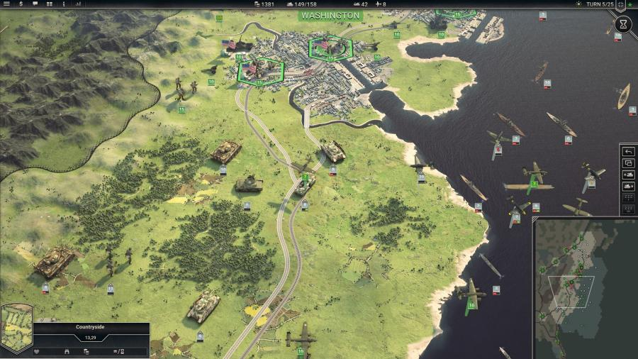 Panzer Corps 2 - Field Marshal Edition Screenshot 9