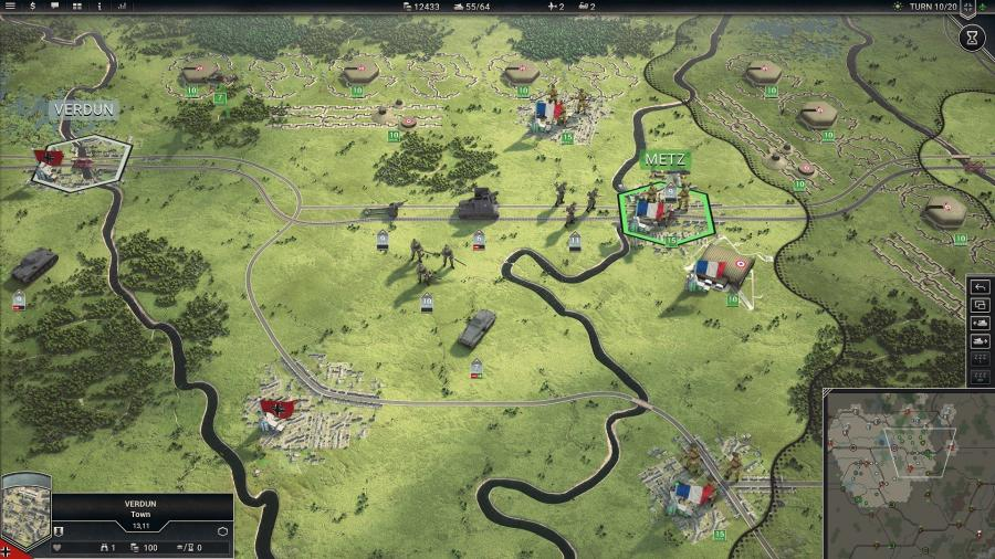 Panzer Corps 2 - Field Marshal Edition Screenshot 2