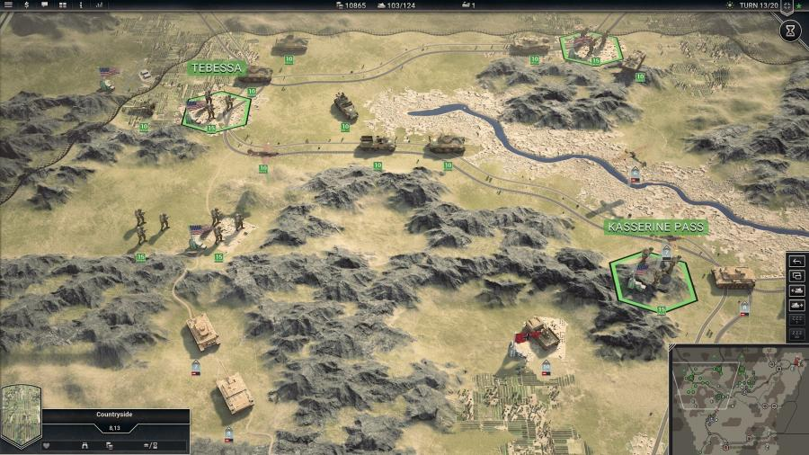 Panzer Corps 2 - Field Marshal Edition Screenshot 8