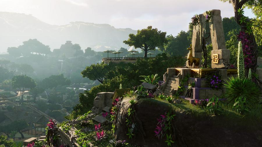 Planet Zoo - South America Pack (DLC) Screenshot 2