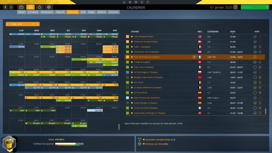Pro Cycling Manager 2020 Screenshot 4