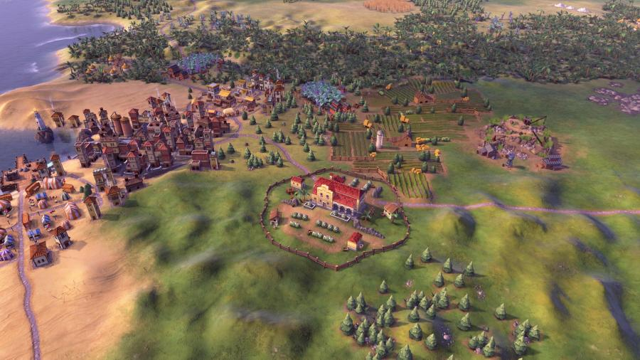 Civilization VI - Maya & Gran Colombia Pack (DLC) Screenshot 6