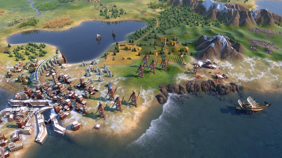 Civilization VI - Maya & Gran Colombia Pack (DLC) Screenshot 2